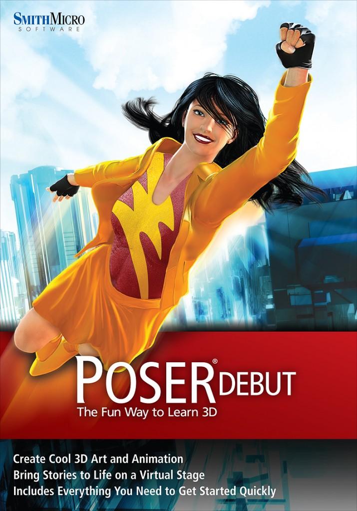 Poser Debut Box Cover