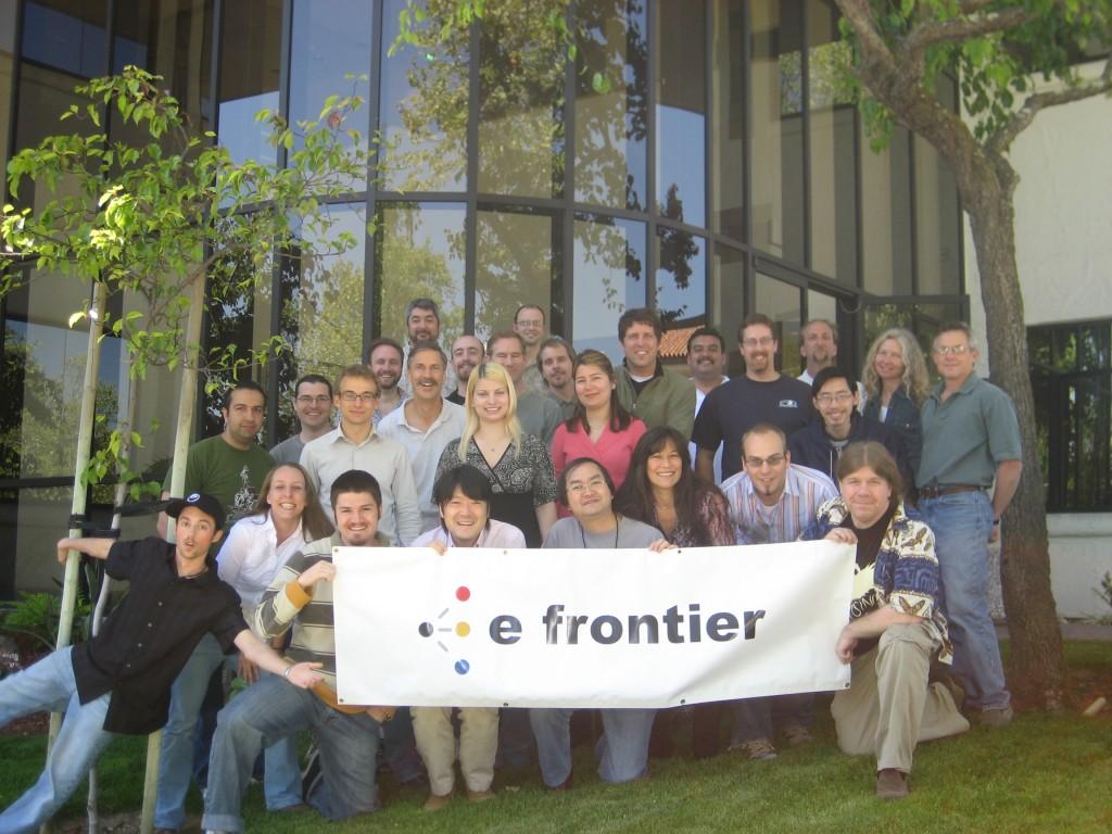 e frontier Staff 2007