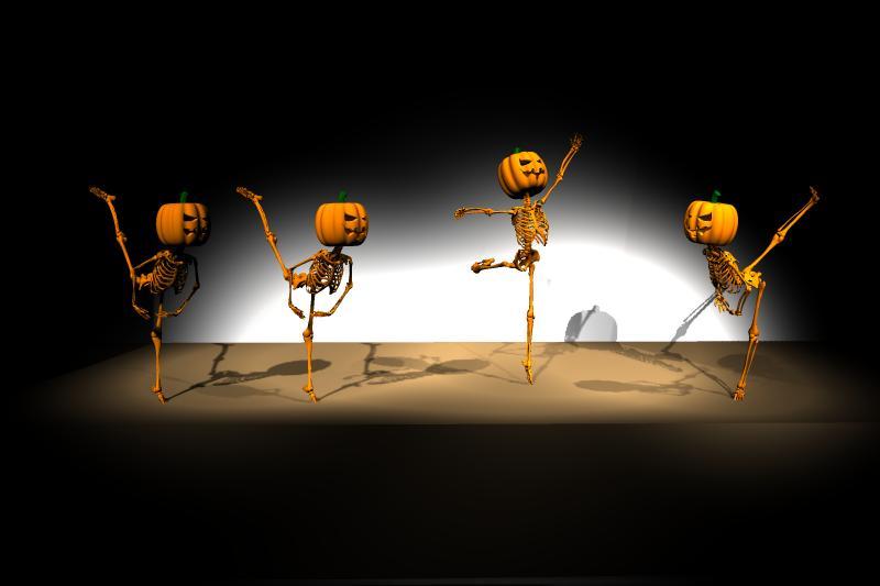 Halloween Ballet