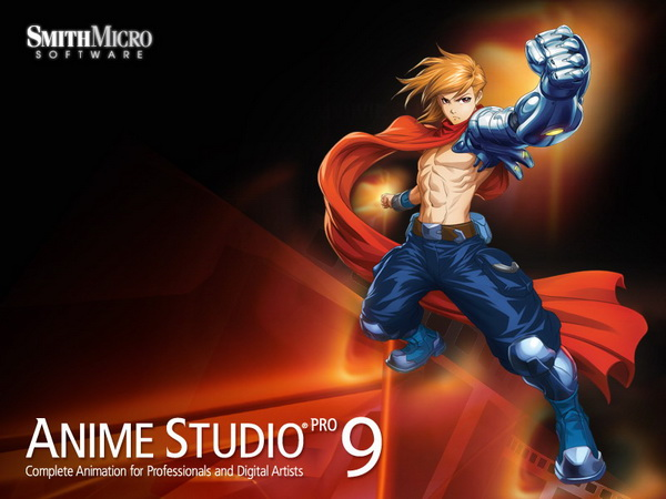 Anime Studio 9.1