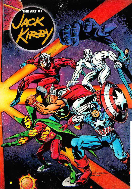 Jack Kirby's Art