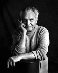 Portrait of Jack Kirby