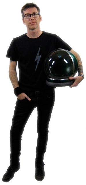liam lynch helmet