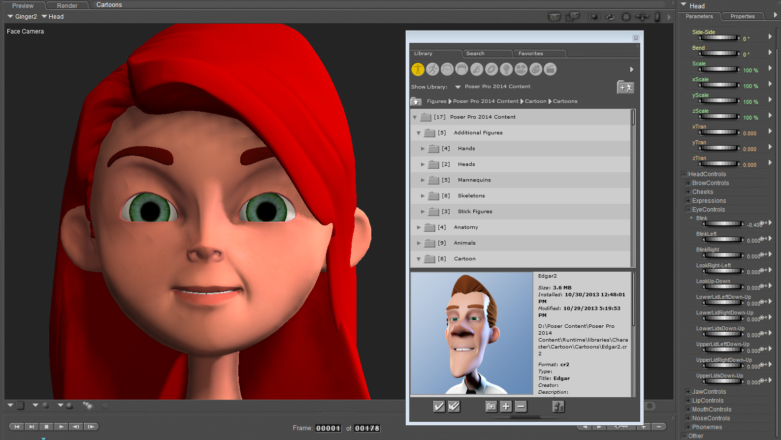 Over 5GB of character and 3D scene content will help you populate your game, fast!