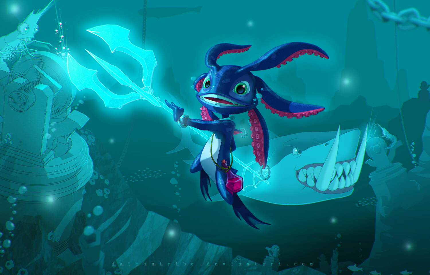 16 - League of Legends - Fizz