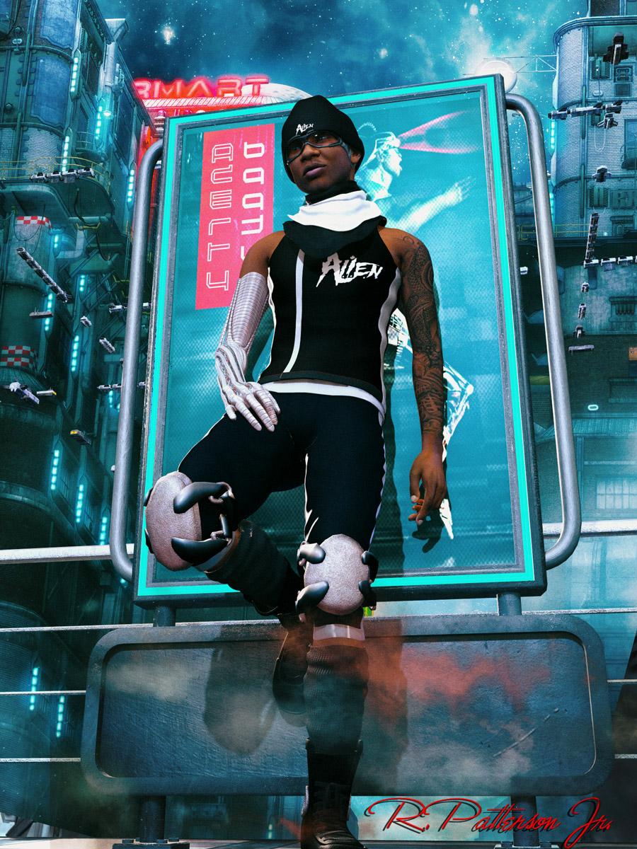 Alien Wear Promo