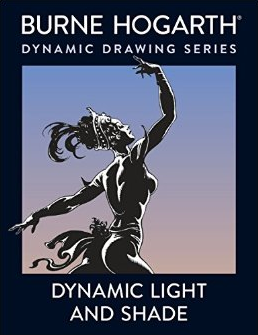 Cover of Dynamic Light and Shade by Burne Hogarth