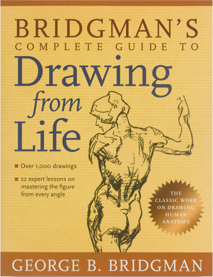 Cover of George Bridgman's Complete Guide to Drawing From Life