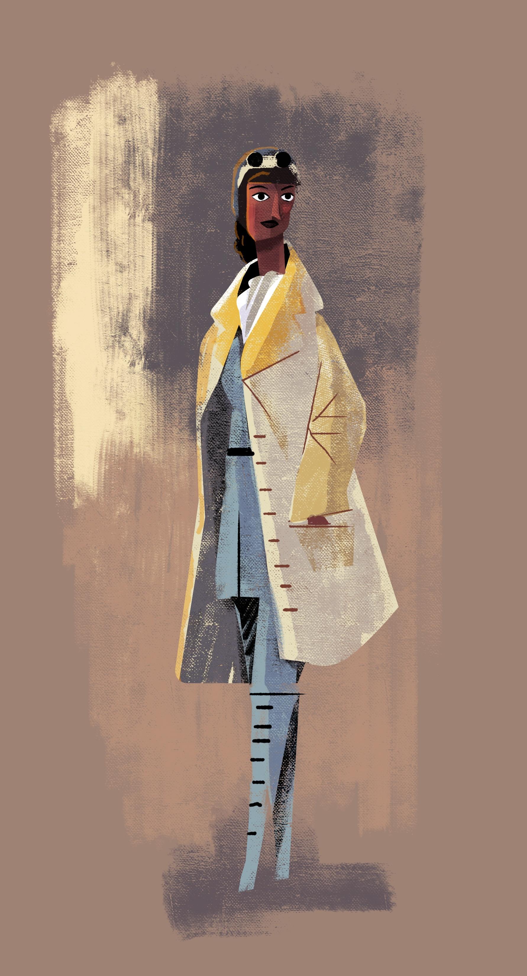 Bessie Coleman Concept